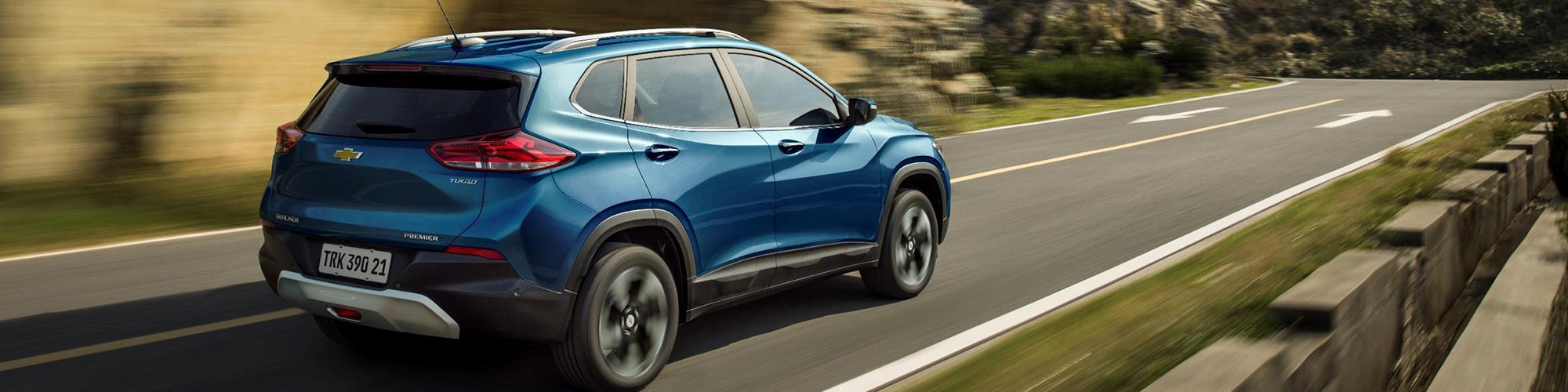 Los detalles detrás de la nueva Chevrolet Tracker