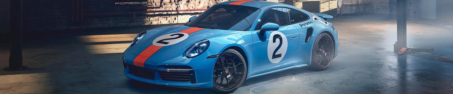 Porsche Edición Especial Pedro Rodriguez