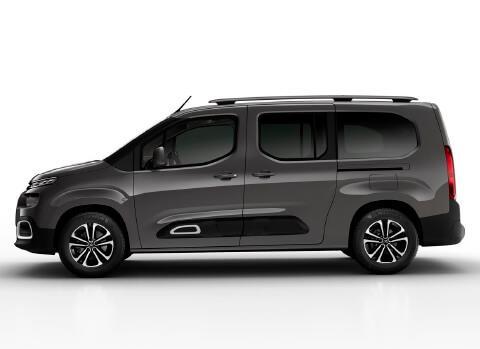 video de Citroën Berlingo Pasajeros