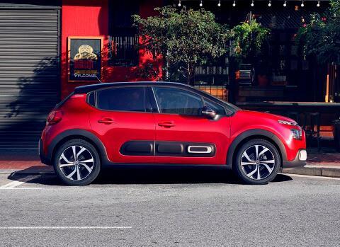 video de Citroën C3