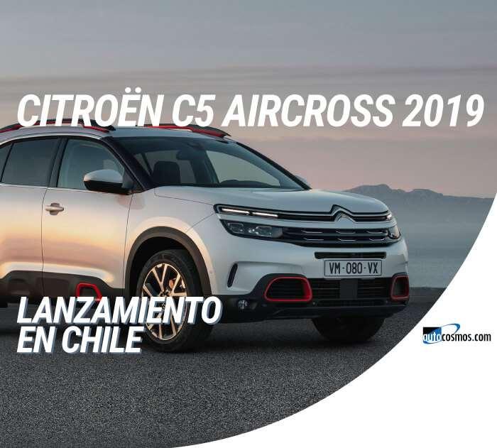 video de Citroën C5 Aircross