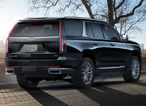 video de Cadillac Escalade