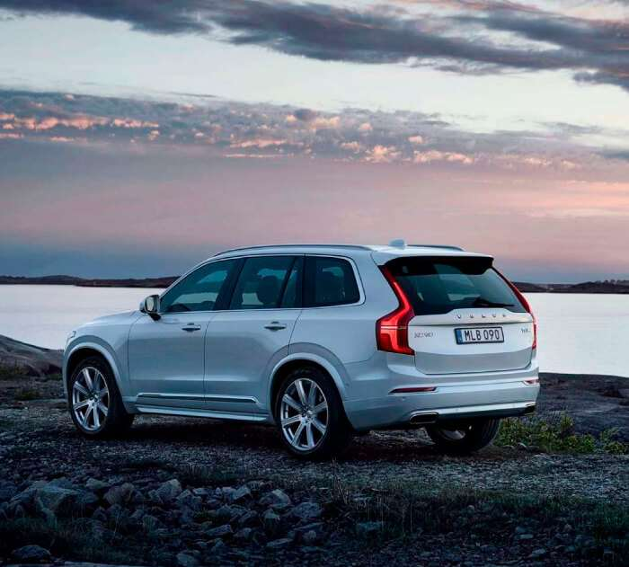 video de Volvo XC90